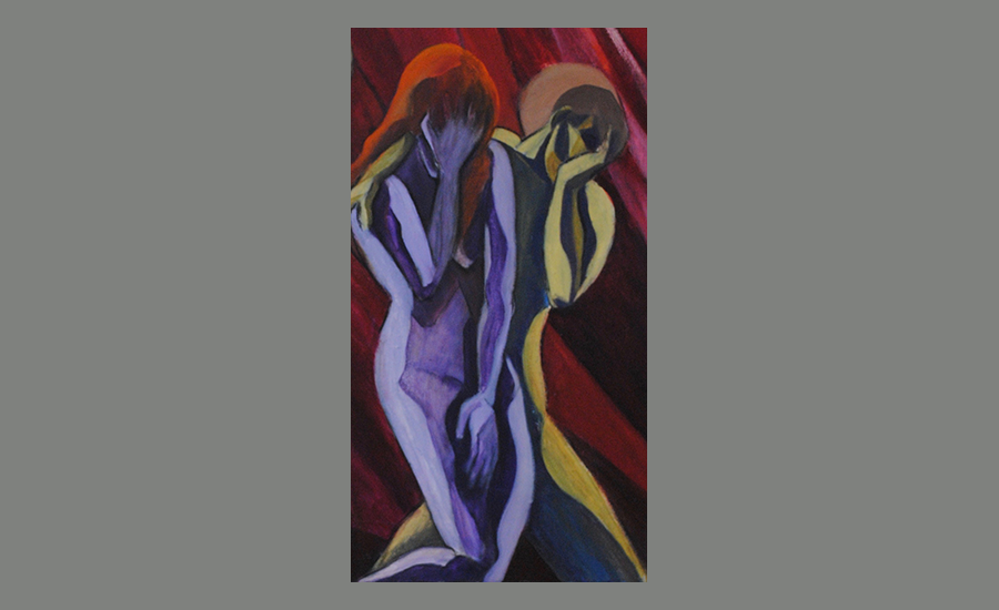 Expulsion from Diptych