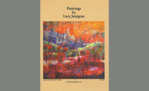Portfolio Book: Paintings by Lucy Janjigian