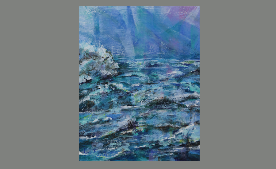 Creation, Day 2: Seas and Firmament Part 2