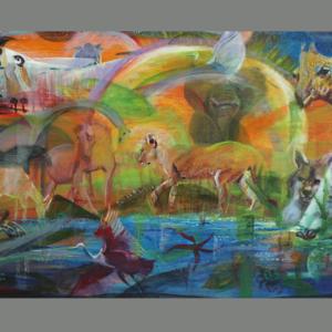 Creation, Day 5: Fauna