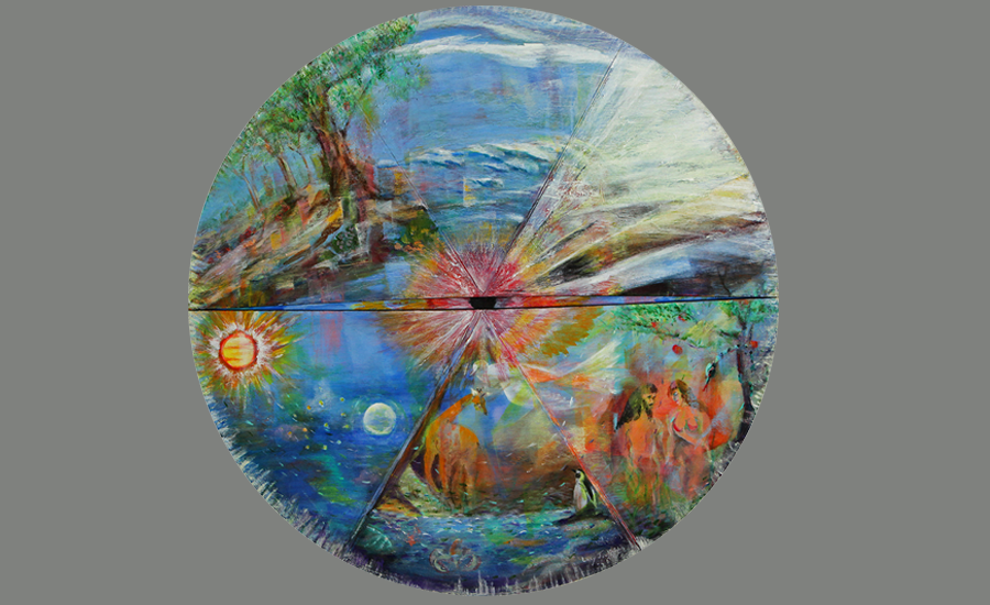 Creation in the Round